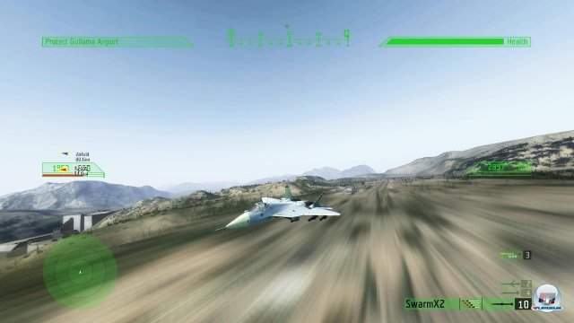 Screenshot - Jane's Advanced Strike Fighters (360) 2310077