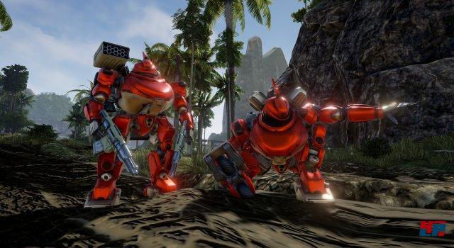 Screenshot - Heavy Gear Assault (PC) 92538100