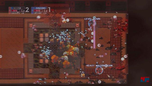 Bereits zu zweit kann es enorm hektisch werden. Mit bis zu sechs  (auf One) bzw. bis zu vier Spielern (PS4) nehmen sowohl Hektik als auch Chaos sowie Spaß zu.
