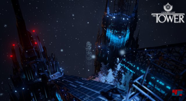 Screenshot - Consortium: The Tower (Linux)