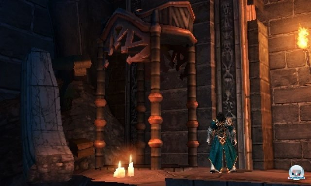 Screenshot - Castlevania: Lords of Shadow - Mirror of Fate (3DS) 2384522