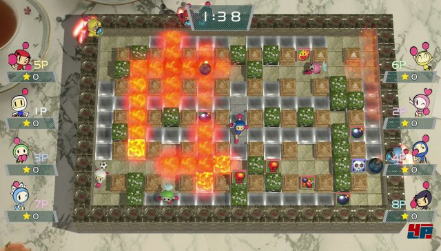 Screenshot - Super Bomberman R (Switch)