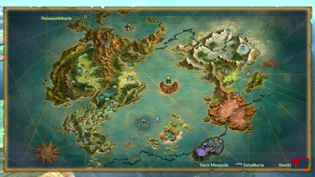 Screenshot - Ni No Kuni 2: Schicksal eines Königreichs (PS4) 92561928