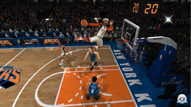Screenshot - NBA Jam: On Fire Edition (360)