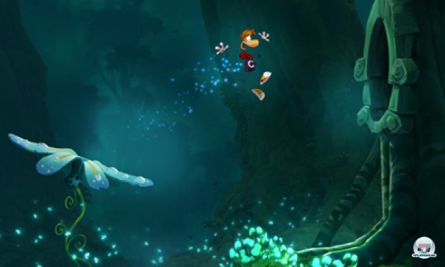 Screenshot - Rayman Origins (3DS) 2367097