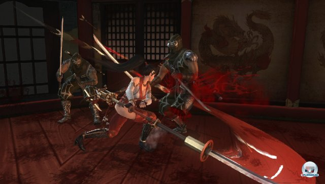 Screenshot - Ninja Gaiden: Sigma 2 (PS_Vita) 92428957