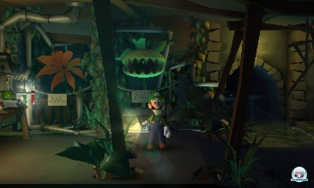 Screenshot - Luigi's Mansion 2 (3DS) 2266077