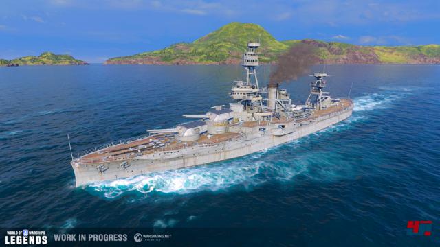 Screenshot - World of Warships (PS4) 92572379