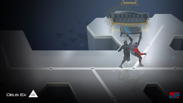 Screenshot - Deus Ex Go (Android)