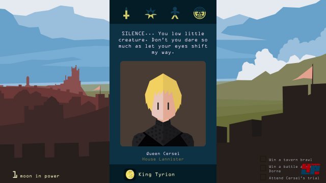 Screenshot - Reigns: Game of Thrones (PC)