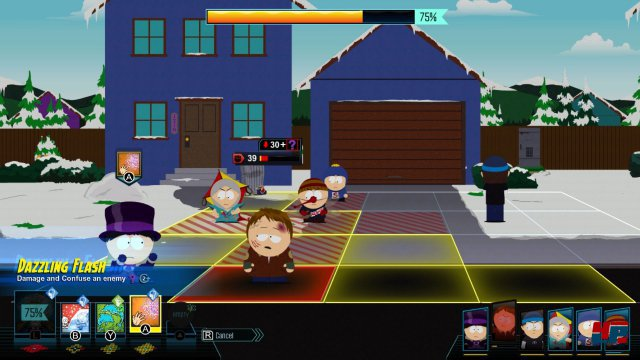 Screenshot - South Park: Die rektakuläre Zerreißprobe (Switch)