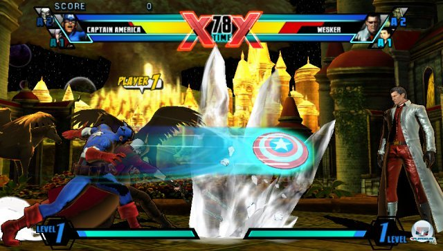 Screenshot - Ultimate Marvel vs. Capcom 3 (PS_Vita) 2292712