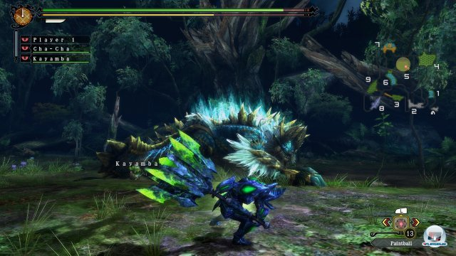 Screenshot - Monster Hunter 3 Ultimate (Wii_U) 92439182