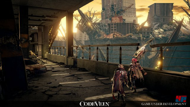 Screenshot - Code Vein (PC) 92544372