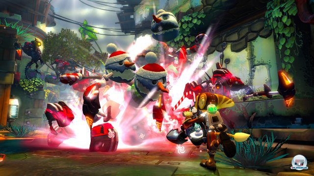 Screenshot - Ratchet & Clank: Into the Nexus (PlayStation3) 92467764