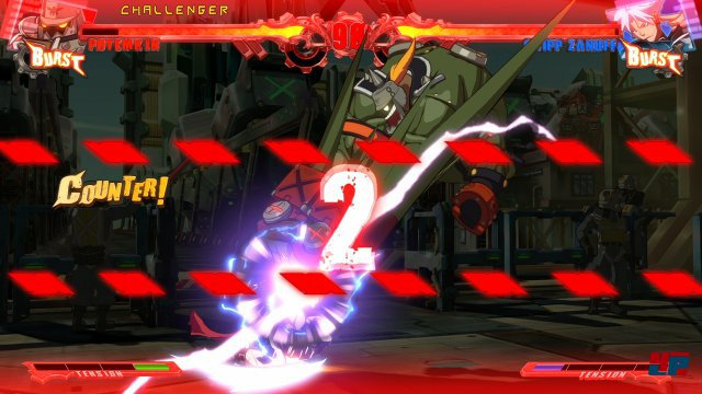 Screenshot - Guilty Gear Xrd: Sign (PlayStation4)