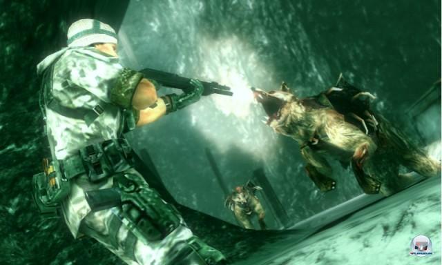 Screenshot - Resident Evil: Revelations (3DS) 2244227