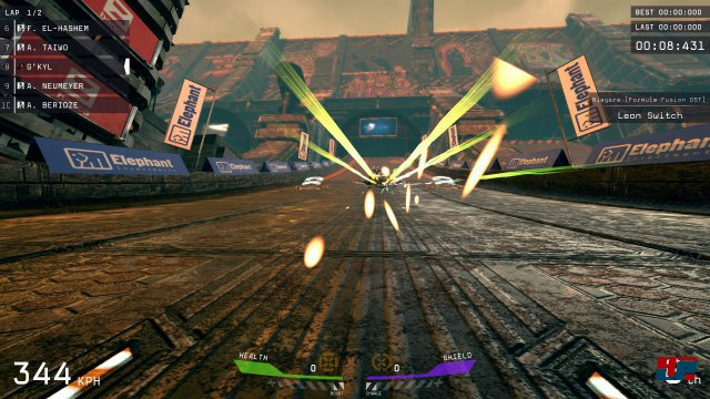 Screenshot - Formula Fusion (PC) 92547042