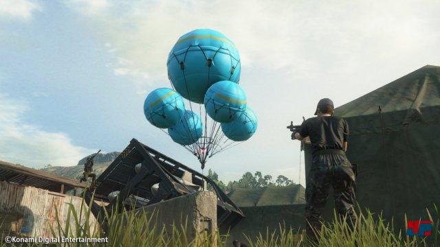 Screenshot - Metal Gear Online (360) 92521237