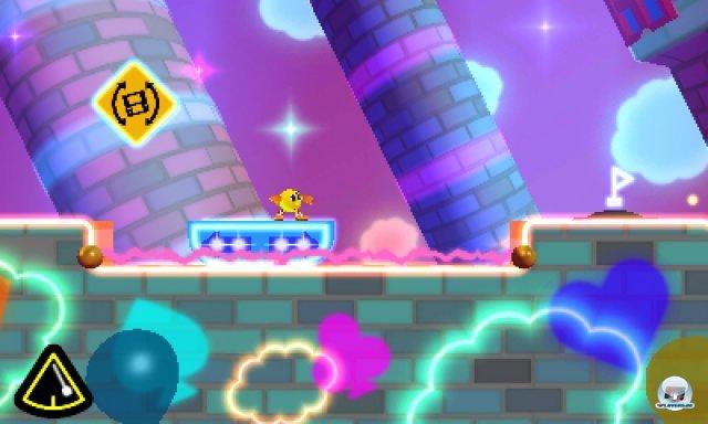 Screenshot - Pac-Man & Galaga Dimensions (3DS) 2257177