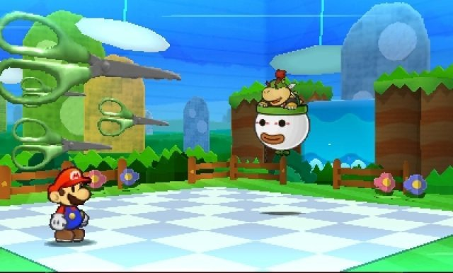 Screenshot - Paper Mario: Sticker Star (3DS) 92410517