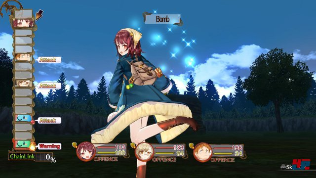 Screenshot - Atelier Sophie: The Alchemist of the Mysterious Book (PS4) 92527373