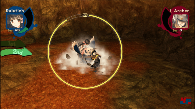 Screenshot - Utawarerumono: Mask of Truth (PS4)