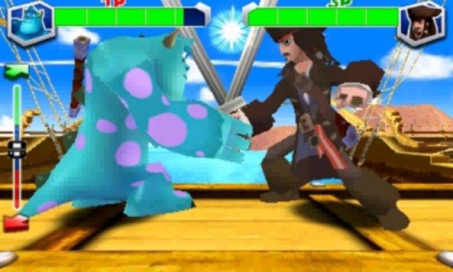 Von all dem, was die Konsolen-Versionen so unterhaltsam macht, ist auf dem 3DS nichts übrig geblieben.