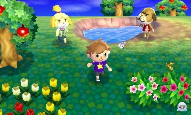 Screenshot - Animal Crossing 3DS (3DS) 2266032