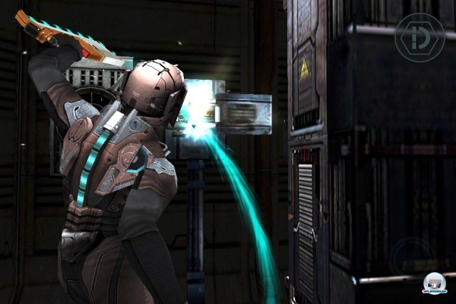 Screenshot - Dead Space (iPhone) 2219978