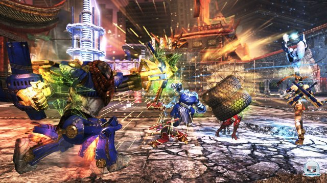 Screenshot - Anarchy Reigns (360) 92435477
