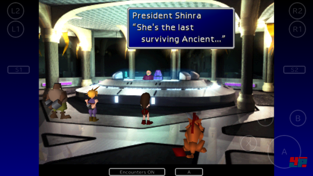 Screenshot - Final Fantasy 7 (iPad) 92512148