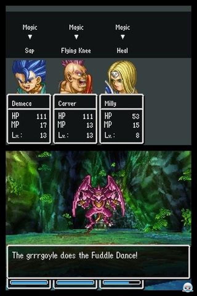 Screenshot - Dragon Quest VI: Wandler zwischen den Welten (NDS) 2216828