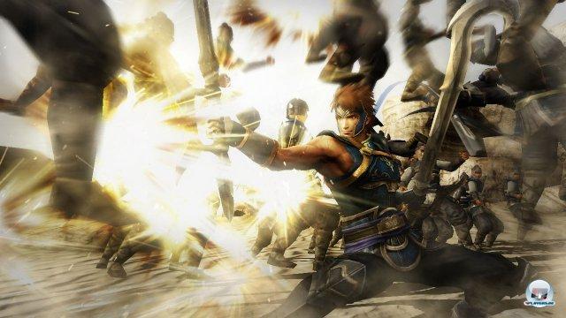 Screenshot - Dynasty Warriors 8 (PlayStation3) 92433987