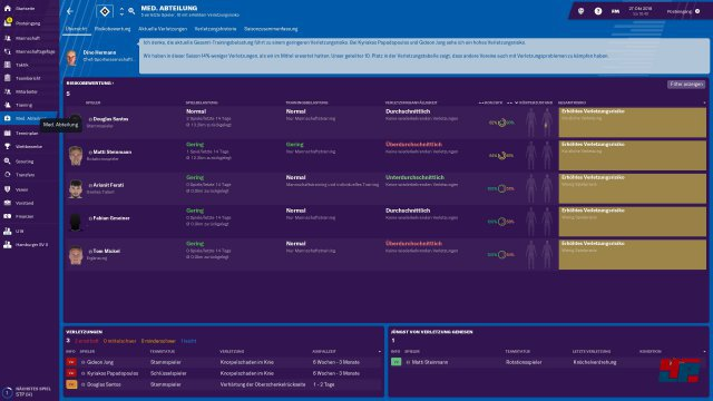 Screenshot - Football Manager 2019 (PC) 92577076