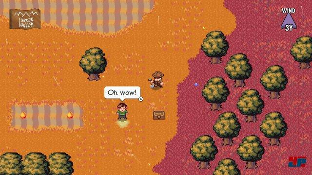 Screenshot - Golf Story (Switch)