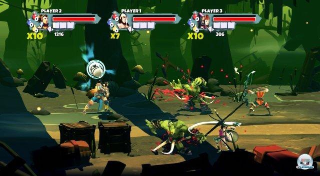 Screenshot - Sacred: Citadel (360) 92424682