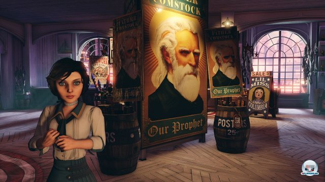 Screenshot - BioShock Infinite (360) 92429092