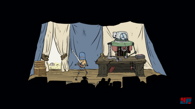 Screenshot - Feudal Alloy (PC)