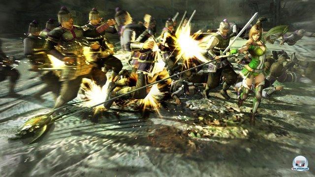 Screenshot - Dynasty Warriors 8 (PlayStation3) 92433647