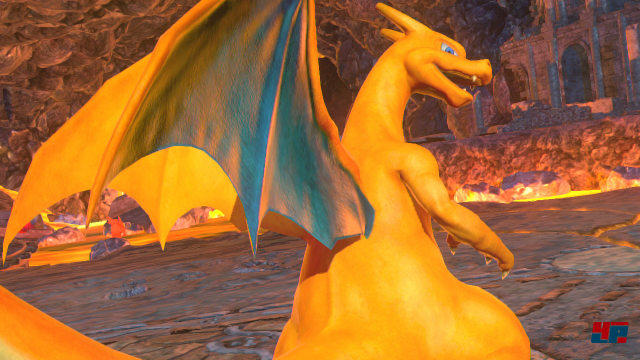 Screenshot - Pokémon Tekken DX (Switch)