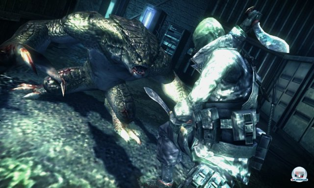 Screenshot - Resident Evil: Revelations (3DS) 2298632
