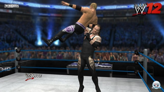 Screenshot - WWE '12 (PlayStation3) 2251977