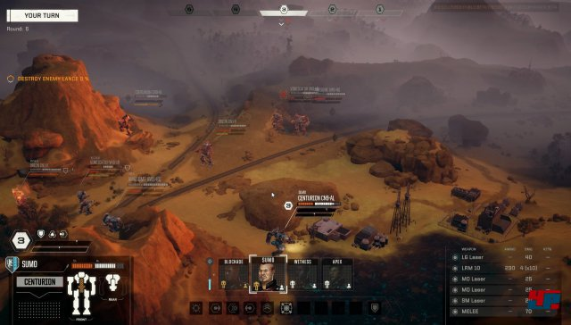 Screenshot - BattleTech (PC)