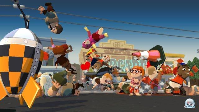 Screenshot - When Vikings Attack! (PlayStation3) 2393647