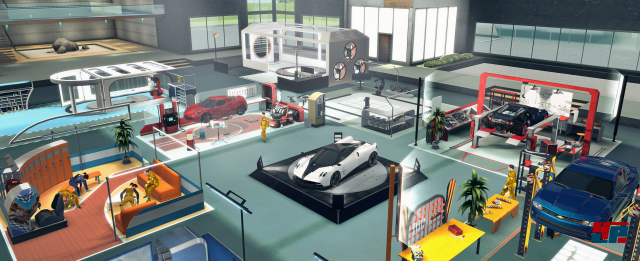 Screenshot - Gear.Club Unlimited 2 (Switch) 92571537