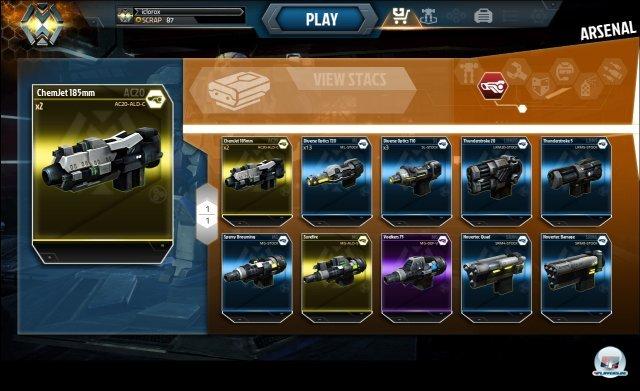 Screenshot - MechWarrior Tactics (PC)