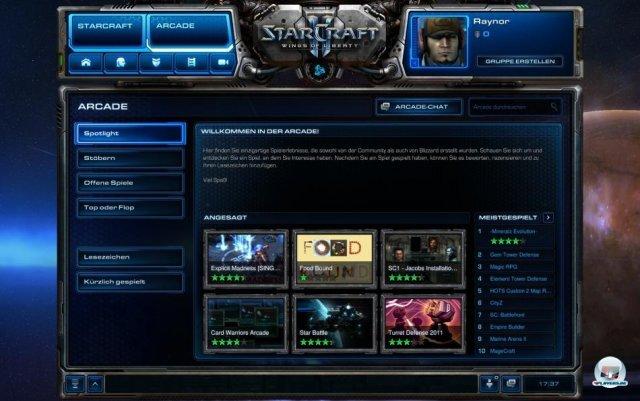 Screenshot - StarCraft II: Wings of Liberty (PC) 2379557