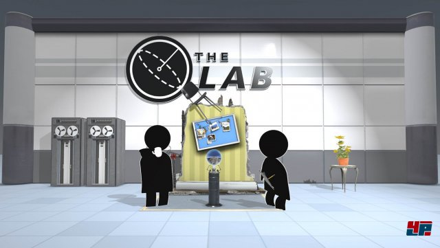 Screenshot - The Lab (PC)