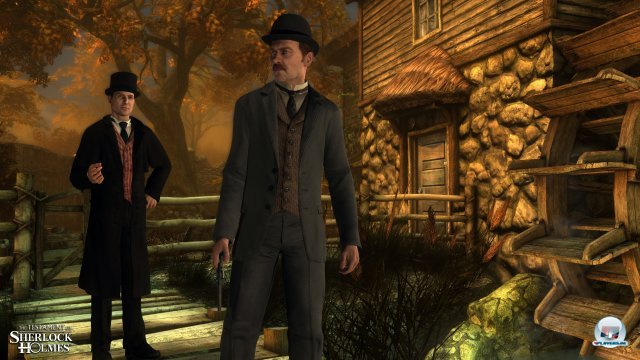 Screenshot - Das Testament des Sherlock Holmes (PC) 2309647